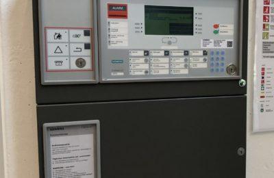 327. Automatischer Brandalarm, Hochstrasse
