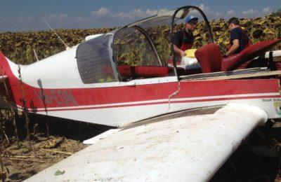 26.08.2016 Flugzeugabsturz