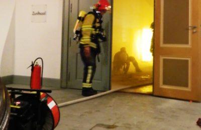 03.10.2015 Schwelbrand in Altstadt-Hotel