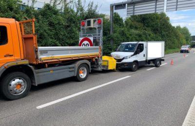 274. Verkehrsunfall, auslaufende Betriebsflüssigkeiten