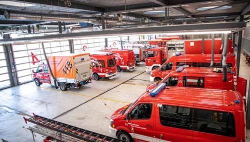 Feuerwehrzentrum Schaffhausen